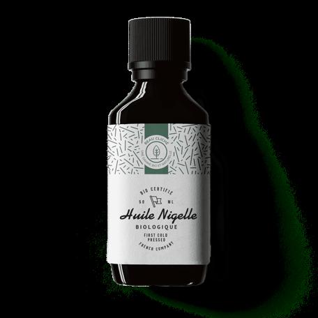 L'huile de nigelle biologique